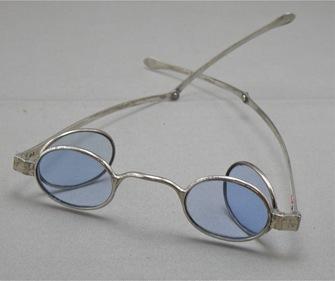 Four lens spectacles (Richardson patent)